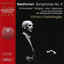 Beethoven Symphonie No.9 WillhelmFurtwangler